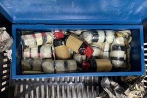 PF encontra granadas durante operação contra facção criminosa em MS