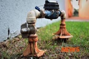 """""""Carência"""" termina e contas de água em atraso já podem gerar cortes em MS"""