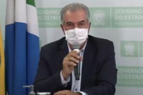 Governador pressiona prefeitos por medidas de isolamento social nos municípios