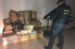 Polícia fecha depósito do tráfico e encontra quase R$ 160 mil em dinheiro
