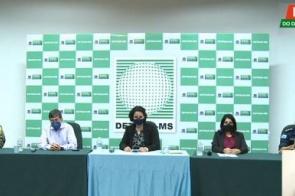 Detran-MS promove live com autoridades e especialistas no trânsito para discutir Lei Seca