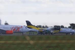 Prestes a retomar voos, Aeroporto de Dourados passará por descontaminação