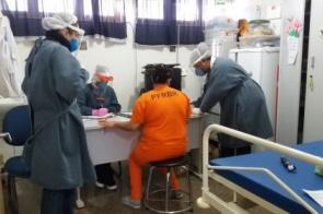 Mais de 20 presas testam positivo para o coronavírus em presídio