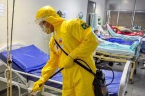 Mulheres de 67 e 78 anos elevam mortes por covid a 107 óbitos nesta sexta em MS