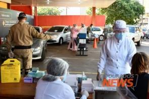 SES amplia atendimento e agendamento de testes do coronavírus em duas cidades