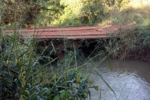 Prefeito de Itaporã esclarece demora no início das obras da Ponte sobre o Panambizinho divisa com Douradina