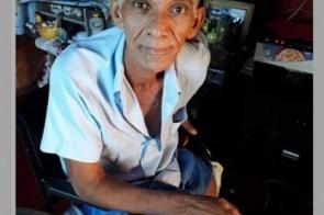 Familiares arrecadam dinheiro para comprar prótese para pedreiro que perdeu a perna