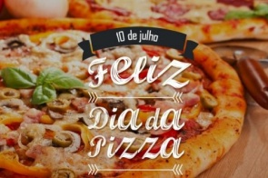 Dia da pizza: A Pizzaria Tarantella celebra com promoção especial