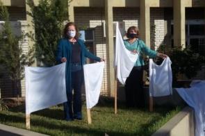 Grupo faz homenagem ao terceiro médico vítima da Covid-19 em Dourados