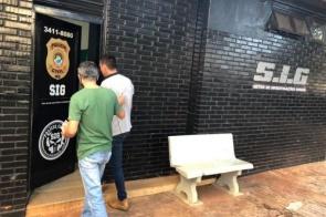 Polícia prende estelionatário que se passava por funcionário de banco