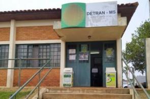 Detran de Fátima do Sul suspende atendimento por sete dias por suspeita de Covid