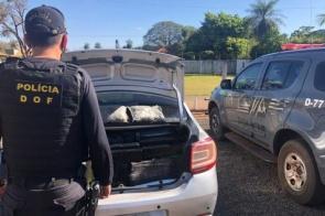 DOF divulga balanço do final de semana com seis pessoas presas