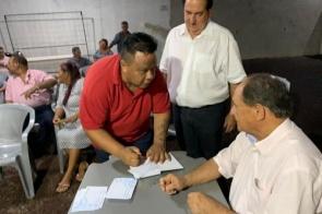 Pré-Candidato a vereador por Itaporã consegue na justiça reversão de filiação no PSD e confirma candidatura pelo DEM