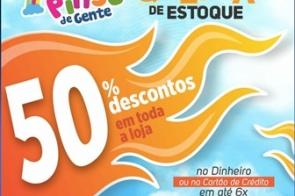 Imperdível: Promoção especial na loja Pingo de Gente