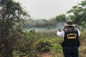 Operação Focus inicia investigação para apurar origem das queimadas no Pantanal