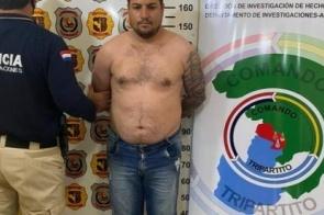 Sem crimes no Paraguai, gerente de contrabandistas será entregue ao Brasil