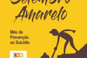 Itaporã: Gerências de Saúde e Assistência Social dão inicio a campanha Setembro Amarelo