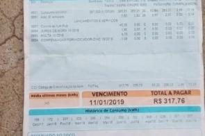 Após recorde de consumo em MS, valor das contas de energia assusta moradores