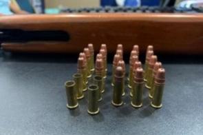 Polícia Militar apreende espingarda e munições utilizadas em tentativa de homicídio em MS