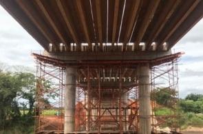 Pontes de concreto em Japorã vão custar R$ 4,1 milhões