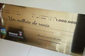 """Homem que ganhou R$ 1 milhão em sorteio quase recusou prêmio: """"Achei que era trote"""""""