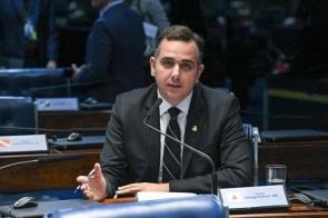 Rodrigo Pacheco oficializa candidatura à presidência do Senado