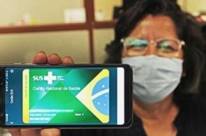Com o aplicativo MS Digital cidadão tem acesso à versão digital do cartão SUS