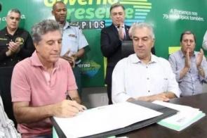 Reinaldo tira férias e Murilo assume em 'home office' por causa da covid