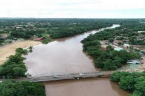 Imasul alerta para risco de transbordamento dos rios Miranda e Aquidauana