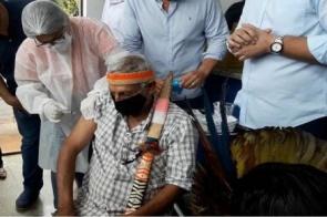 Justiça define que indígenas de aldeias urbanas de MS devem ser vacinados contra Covid-19