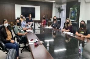 Coordenadoria da Mulher prepara as atividades para 2021