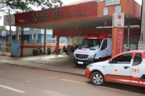 Samu atendeu cinco acidentes de trânsito por dia em Dourados