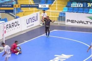 Após dois empates, Juventude vence a primeira na Taça Brasil