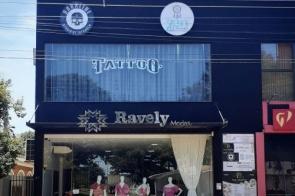 Zen Presentes e Darkline Studio de tatuagem inaugura neste sábado (20) no centro de Itaporã
