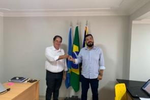 Deputado Federal Tio Trutis atende Pacco e destina R$ 200 mil para custeio da saúde