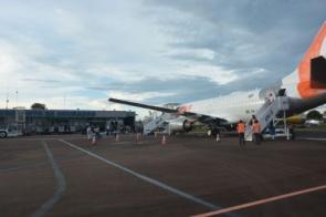 Aeroporto de Dourados fechará por seis meses para reforma de ampliação