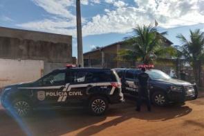 Em ação conjunta, Polícia Civil prende integrantes de associação criminosa que realizavam furtos em MS
