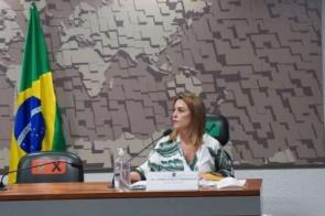 Soraya Thronicke ebancada federal, aprovam R$ 772 milhões para MS