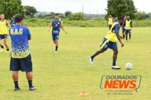 DAC vence o Novo por 3X0, em Campo Grande