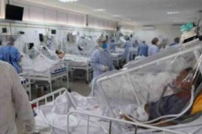 Cresce número de pacientes graves com Covid-19 e ocupação em UTIs chega a 98% em MS