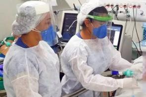 Perto das mil mortes por covid, HR tem oito doentes em leitos improvisados