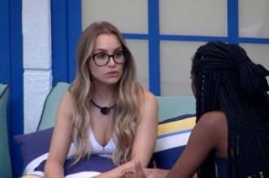 Carla Diaz sobre a mágoa que sente em relação a Gilberto no BBB21: 'Duas caras. É um falso'
