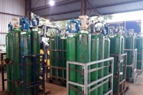 Anvisa vai monitorar produção e distribuição de oxigênio medicinal