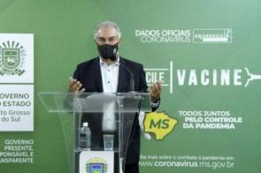 Com isolamento social decepcionante, governador pede consciência em MS