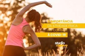 A importância da atividade física no combate à Covid-19