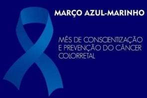 Março é mês de conscientização sobre câncer de cólon e reto
