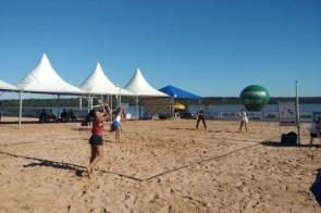 Festival de esportes de praia será realizado em cidade do MS