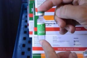 Municípios podem não receber novas vacinas, caso não alimentem sistema de informações