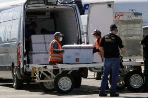 Estado espera nova remessa de vacinas contra a Covid entre quinta e sexta-feira