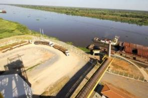 Contorno rodoviário garante agilidade e exportação recorde em hidrovia